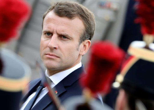French President Emmanuel Macron is seen as having a regal style of leadership