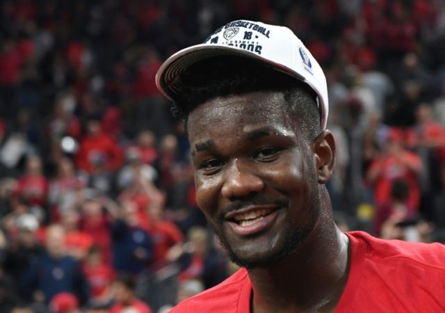 Deandre Ayton was a dominant force in college basketball last season for the University of Arizona Wildcats