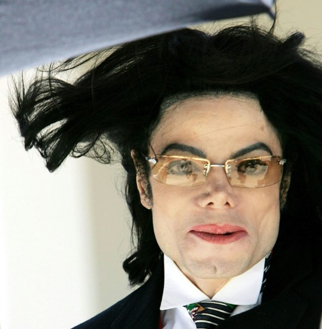 US pop singer Michael Jackson, seen here in a picture taken in 2005, is the subject of a Broadway musical that producers hope to premiere in 2020