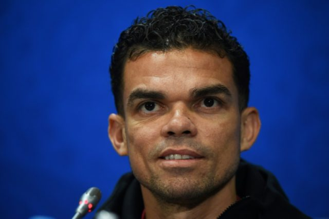 Pepe will hope for an easier time against Morocco after a bruising battle with Spain's Diego Costa