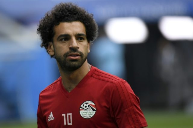 Mohamed Salah has struggled to recover from a shoulder injury