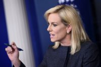 Defending President Donald Trump's tough immigration policies: US Secretary of Homeland Security Kirstjen Nielsen