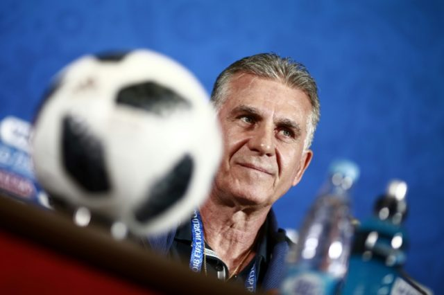 Iran coach Queiroz pledges no Spain surrender