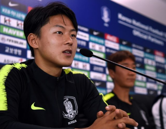 Lee Seung-woo says South Korea believe they can progress from the World Cup group stage