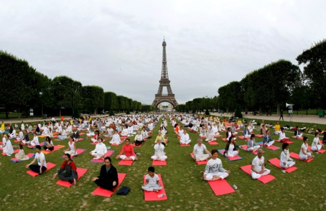 It is difficult to say just how many people practise yoga around the world today, although some estimate it could be up to around 200 to 300 million