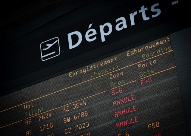 Strikes by French air traffic controllers have already led to flights being cancelled for 750,000 passengers so far this year