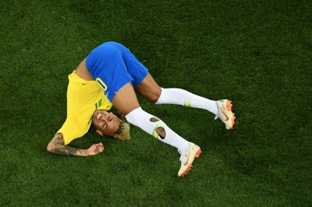 Neymar is a fitness doubt for Brazil's clash with Costa Rica