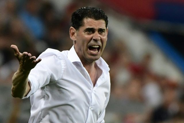 Spain on tough path to World Cup glory, says Hierro