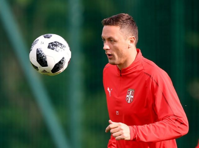 Nemanja Matic says Serbia face a 'hellish' World Cup encounter against Switzerland
