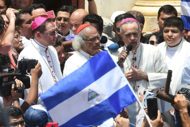 US  sanctions 3 Nicaraguan officials for rights abuse, corruption