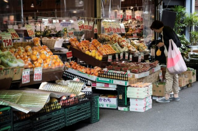 Stripping out fresh food and energy, prices in Japan rose by only 0.3 percent in May