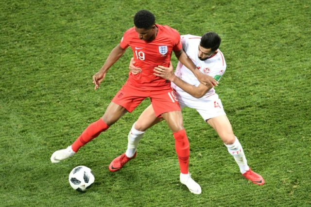 Marcus Rashford impressed when he came off the bench for England in their World Cup opener against Tunisia
