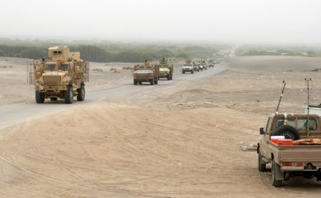 Army reinforcements roll into Yemen's embattled Hodeida
