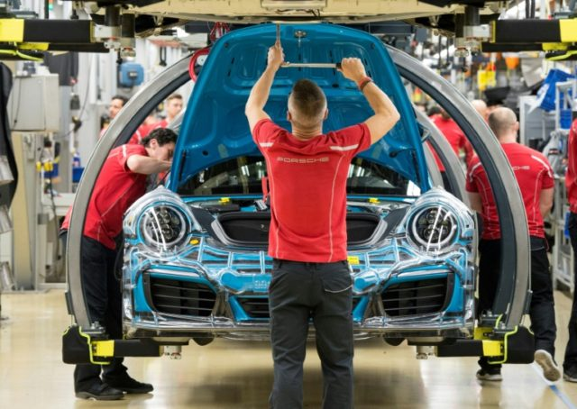 Economic powerhouse Germany is Europe's biggest carmaker