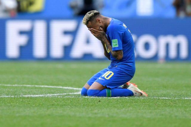 Neymar hits back at World Cup critics