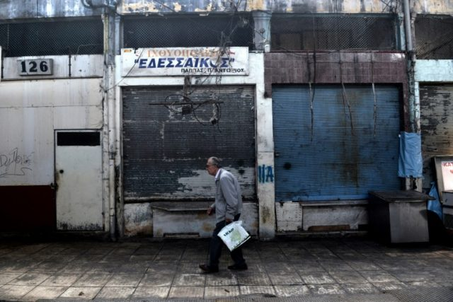 The eurozone has declared the Greek crisis over