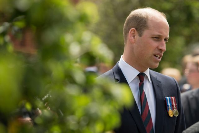 Britain's Prince William, Duke of Cambridge and second in line to the throne, will be the first member of the royal family to pay an official visit to both Israel and the Palestinian territories