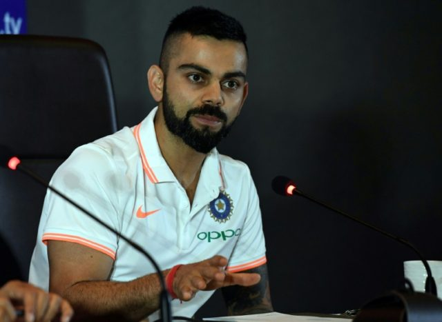 """King Kohli"" had an uncharacteristically ordinary spell during his last England tour in 2014"