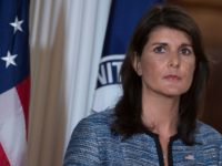 Nikki Haley: 'Patently Ridiculous' for U.N. to Waste Time on U.S. Poverty Report