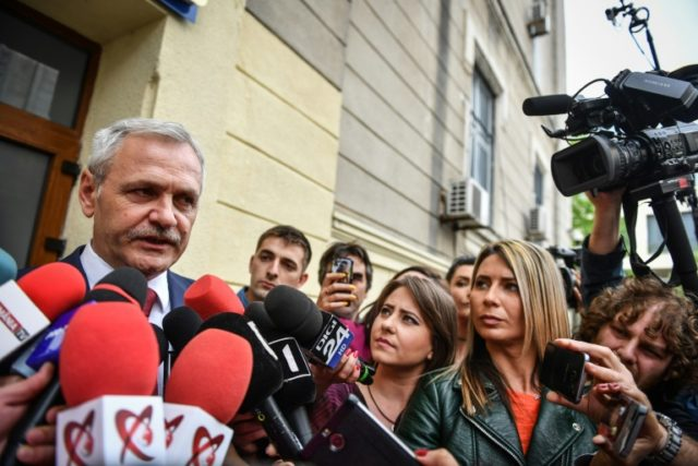 Liviu Dragnea, the leader of Romania's Social Democratic Party ruling party, has been convicted for a second time but said he would not resign