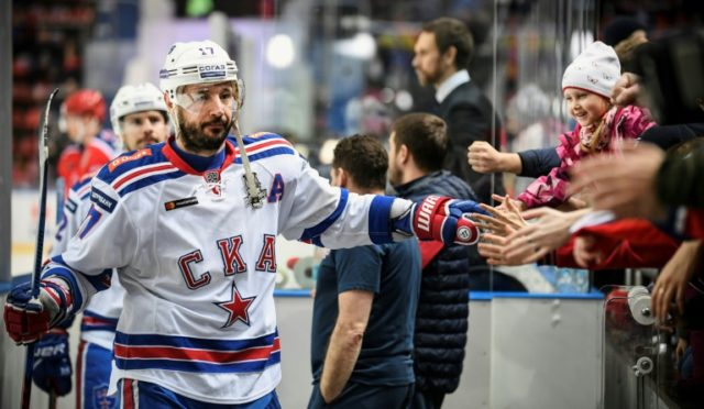 Russian left wing Ilya Kovalchuk, who led his countrymen to Pyeongchang Winter Olympic gold in February, agreed to terms Saturday on a three-year NHL contract with the Los Angeles Kings