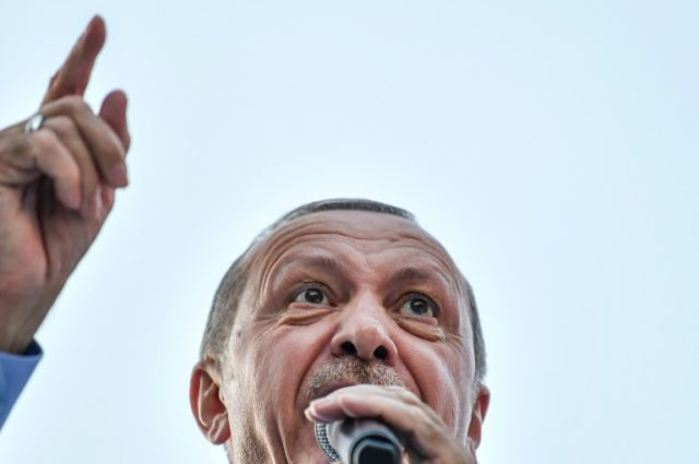 President Recep Tayyip Erdogan is expected to hold on to the presidency but the outcome is likely to be very tight