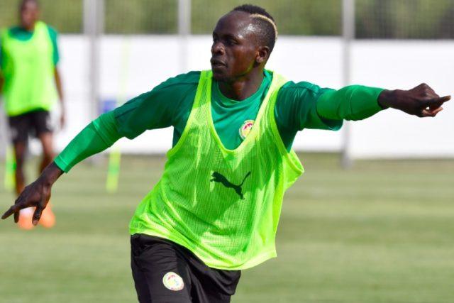 Japan have identified Liverpool forward Sadio Mane as Senegal's dangerman