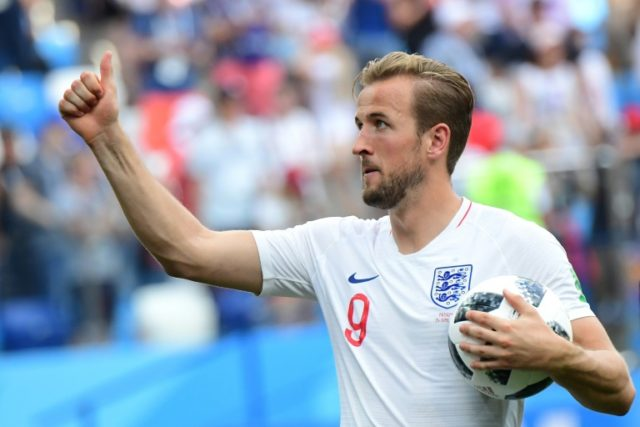 Harry Kane scored a hat-trick as England beat Panama 6-1 to reach the World Cup knockout rounds