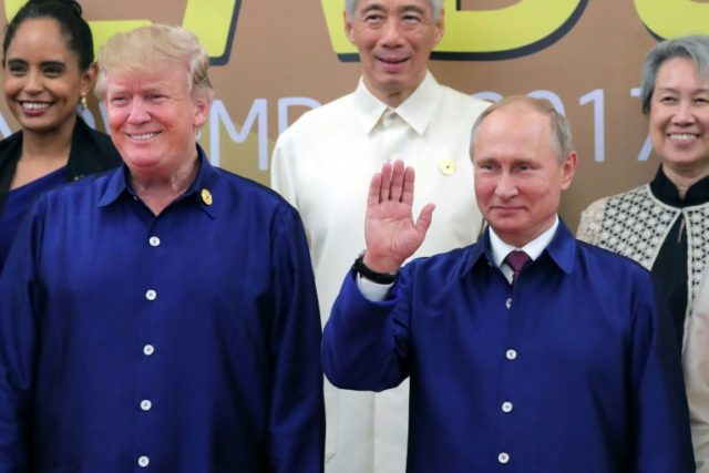 Trump likely to meet Putin in 'not-too-distant-future'