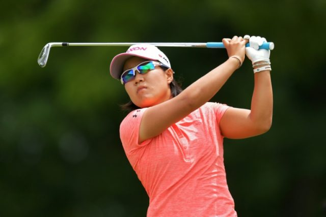 Nasa Hataoka became the 14th Japanese player to win an LPGA title