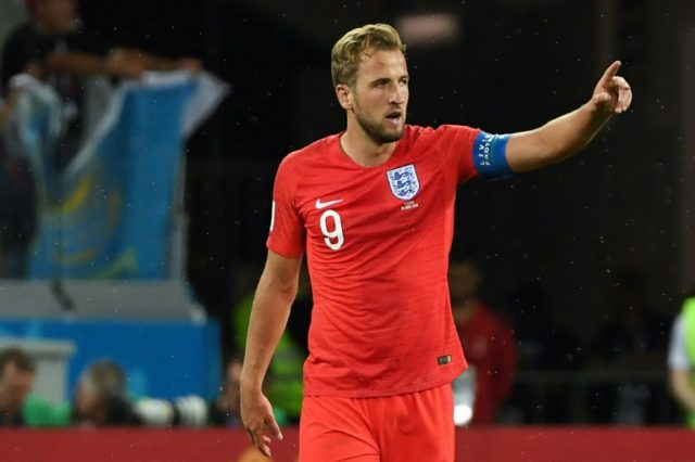 Harry Kane gave England victory in their first game