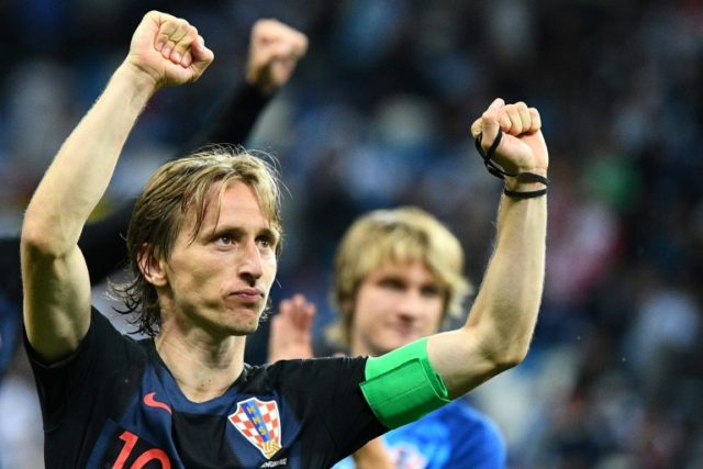 Croatia's star midfielder Luka Modric doesn't get the credit he deserves believes his Croatia teammate Dejan Loveren