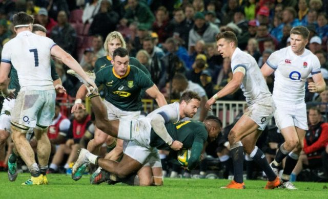England fly-half Danny Cipriani has played down his role in the magical try that ensured victory over South Africa this weekend and ended a six-match losing streak
