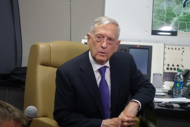 US Defense Secretary James Mattis made clear that his talks would be limited to military-to-military relations and the North Korea nuclear negotiations