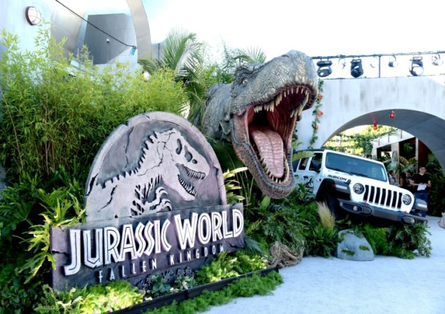 Big, mean and making the green: 'Jurassic' tops N. America box office