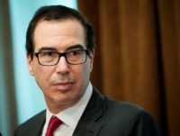 US Treasury Secretary Steven Mnuchin on Monday denounced media reports detailing plans to impose restrictions on Chinese investment in US companies and on tech exports to China