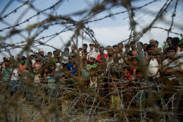Major General Maung Maung Soe was recently named in fresh EU sanctions against Myanmar security officials accused of serious rights violations in the Rohingya crisis, including killings and sexual violence