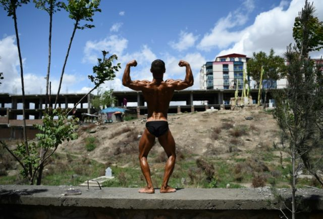 Bodybuilding: The pursuit of beauty in war-torn Kabul