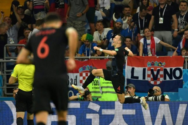 Iceland crash out of World Cup after Croatia loss