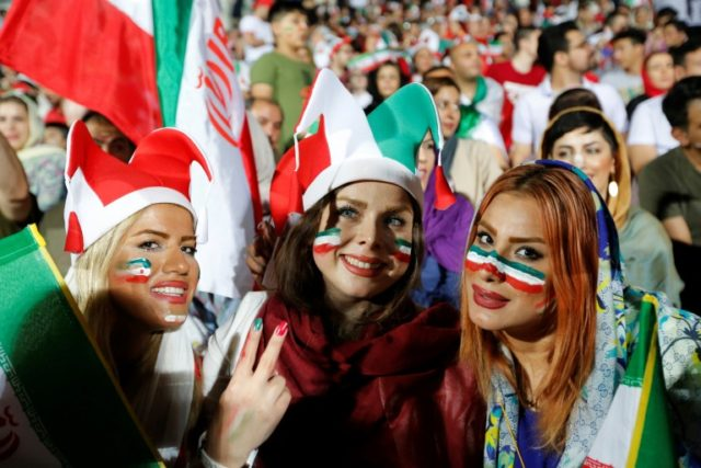 While the exuberance turned to tears when Iran drew 1-1 with Portugal, ending their World Cup dreams, some women fans said they would still treasure their night watching the game at a Tehran stadium in a first since the 1979 Islamic revolution