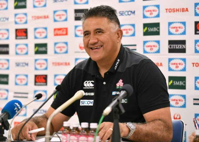 Joseph backed Japan to make history when they host the Rugby World Cup