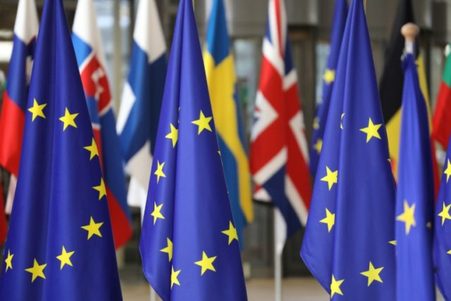 Negotiations could begin after the European parliamentary elections next year if the two candidate countries continue to make progress on reforms demanded by the EU, especially concerning the fight against organised crime and corruption in Albania