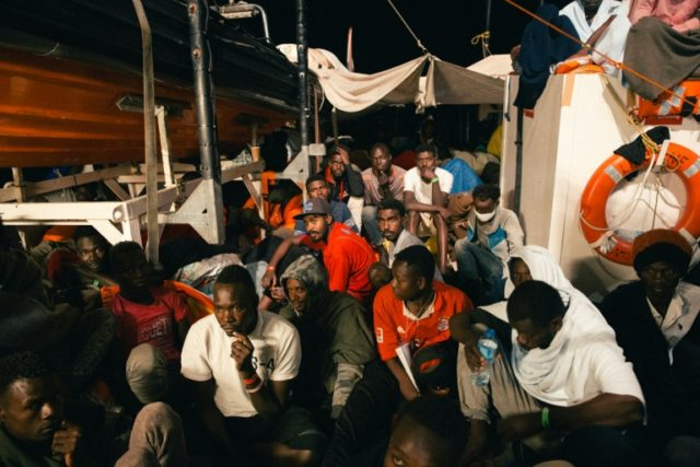 Lifeline has 234 migrants on board