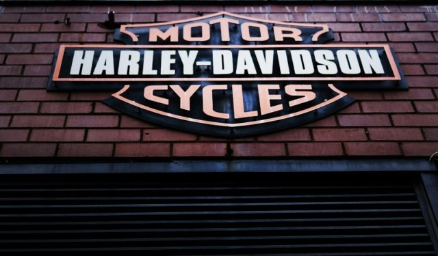 In the early days of his administration Trump embraced Harley-Davidson, which sells about 40,000 motorcycles a year in Europe, as an emblematic US industrial firm
