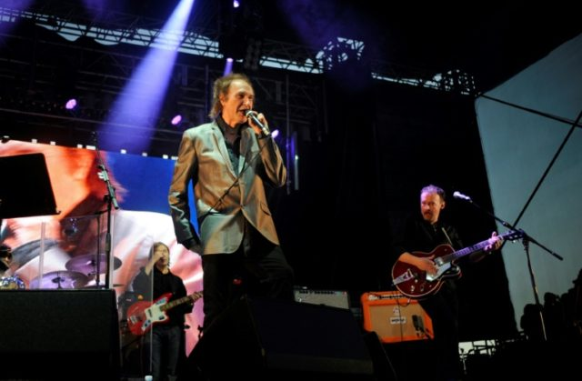 Former frontman of rock band The Kinks, Ray Davies, says the group may be getting ack together after 20 years