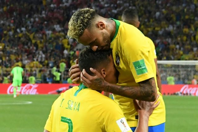 Neymar and Brazil appear to have rediscovered their mojo