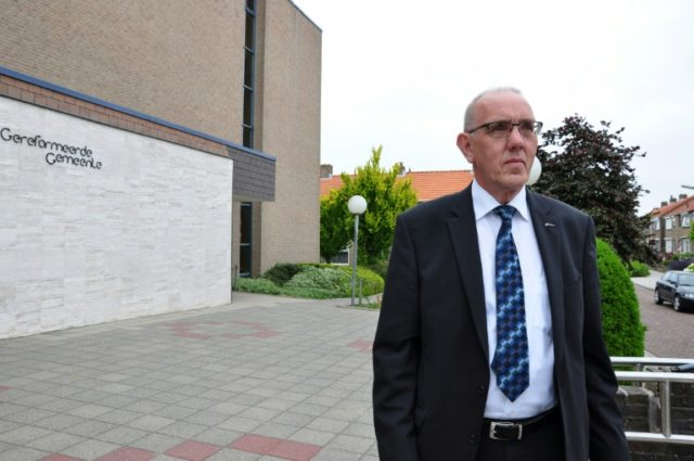 "Dutch politician Jaap Sinke says ""more and more adolescents and young parents are coming to services"" at the church in the small parish of Yerseke, which is set to be replaced by a new mega-church"