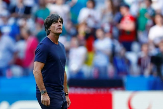 Joachim Loew has shown loyalty to players who won the 2014 World Cup