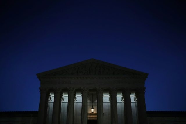 In the cavernous building across from the US Capitol, the Supreme Court often has the last word on critical issues such as abortion, minority and gay marriage rights, racism, the death penalty and electoral controversies