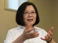 Beijing raps Taiwan's Tsai over call to 'constrain' China